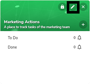 Task management for marketing
