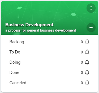 business development tasks